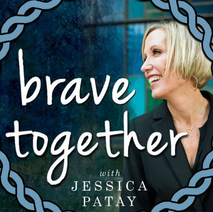 Marikay's We Are Brave Together Podcast!